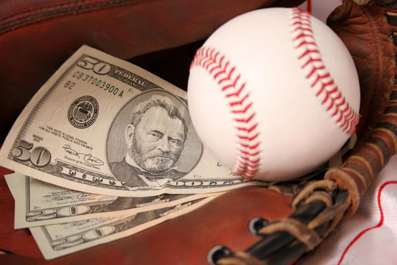 お金とボール